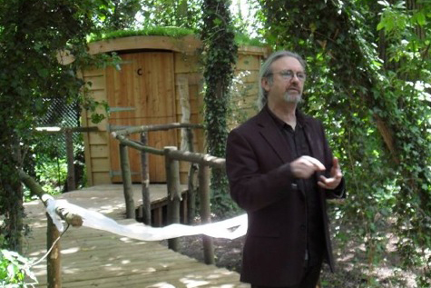 Rob talks about the Eco Loo